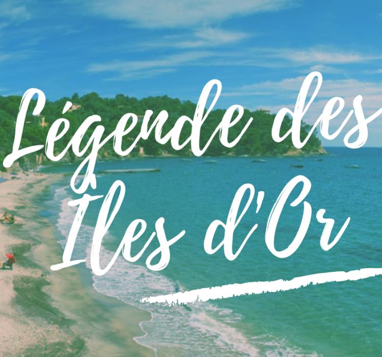 Porquerolles, Port Cros, le Levant : la légende des îles d'Or