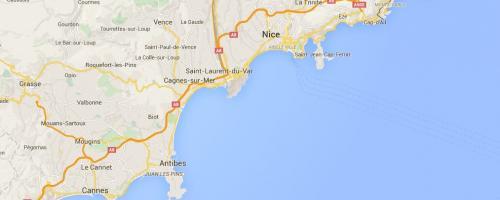 Places de ports Alpes Maritimes