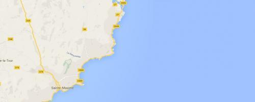Place de port Golfe de Saint-Tropez