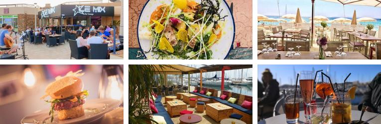 Restaurants Le Lavandou - MP Nautic Conseils et recommandations